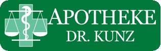 Apotheke Dr. Kunz Baden Logo