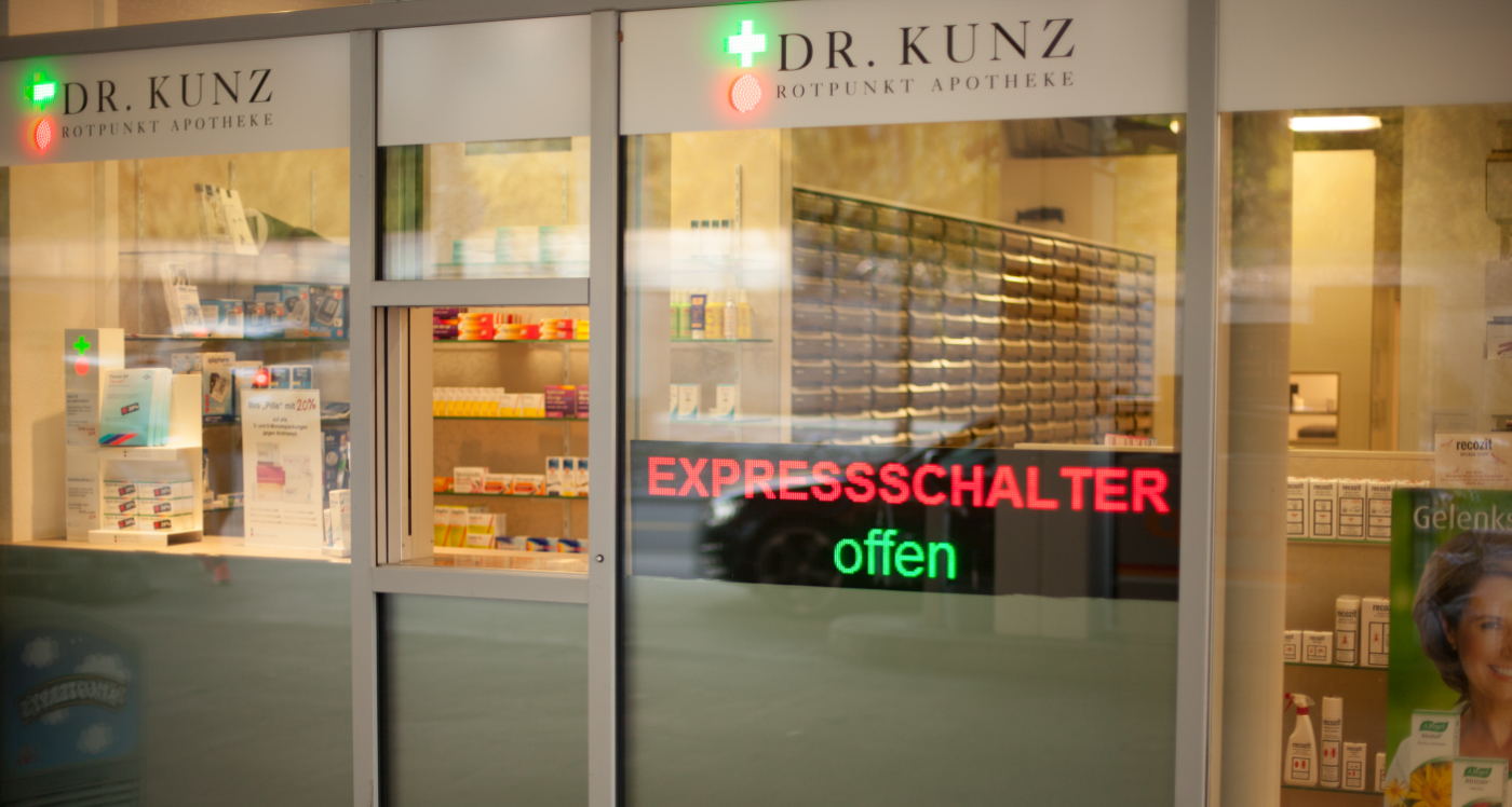Apotheke Dr. Kunz - Baden