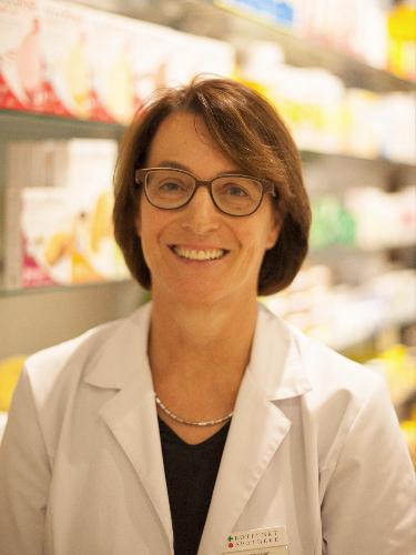 Claudia Rechsteiner - Center Apotheke