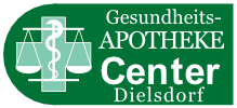 Apotheke Center Dielsdorf Logo