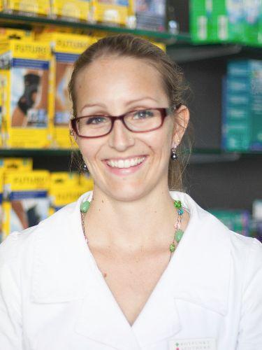 Janina Mondgenast - Dr. Kunz Apotheke Regensdorf
