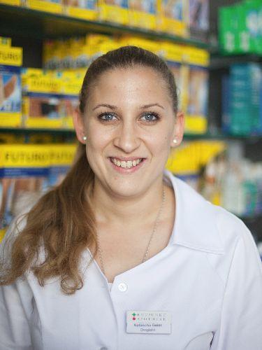 Natascha Geier - Dr. Kunz Apotheke Regensdorf