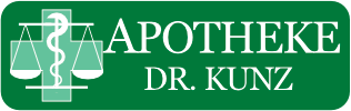 Apotheke Dr. Kunz Regensdorf Logo