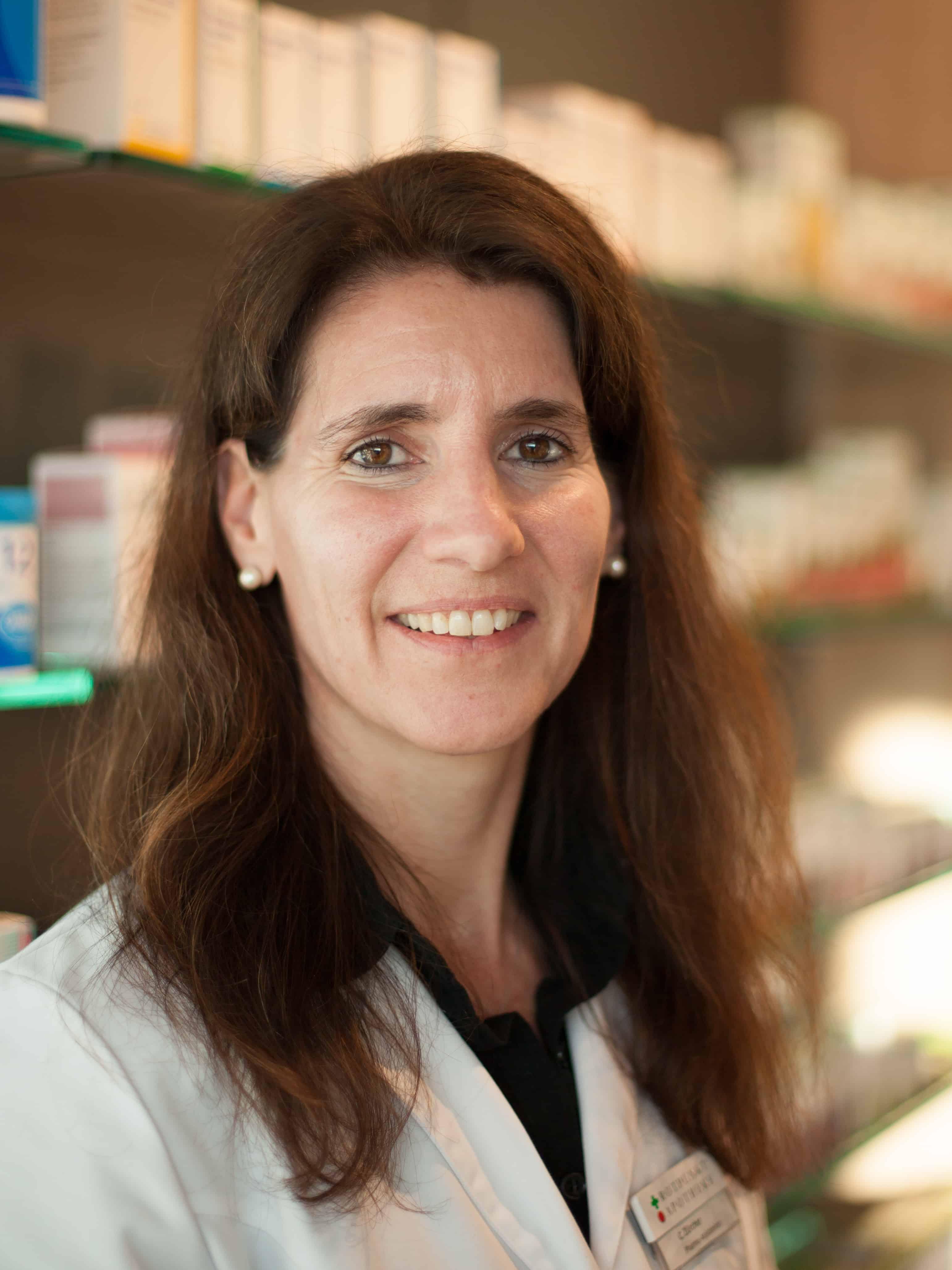 Corinne Zürcher - Apotheke Dr. Kunz Schlieren