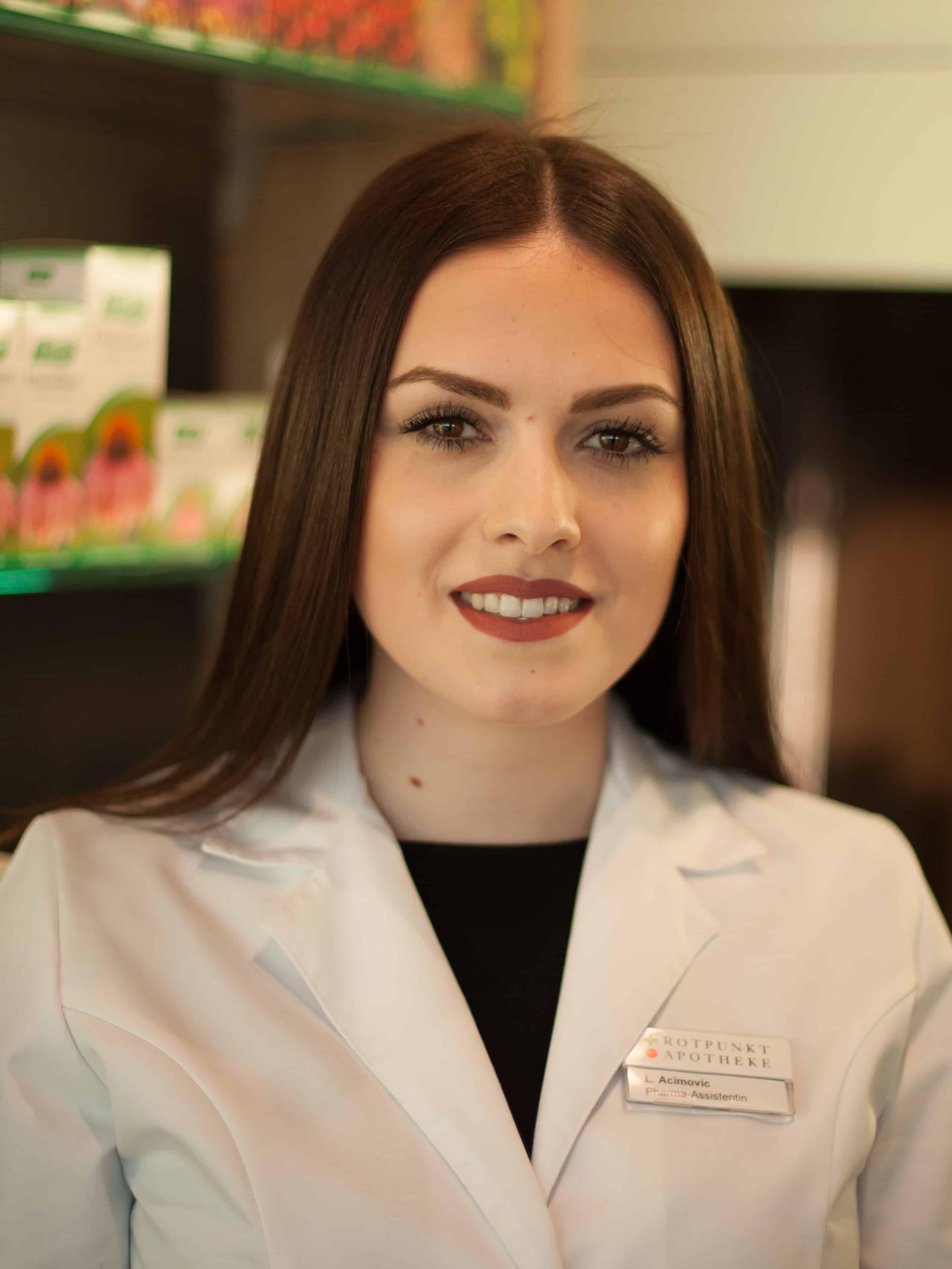 Lidija Acimovic - Apotheke Dr. Kunz Schlieren