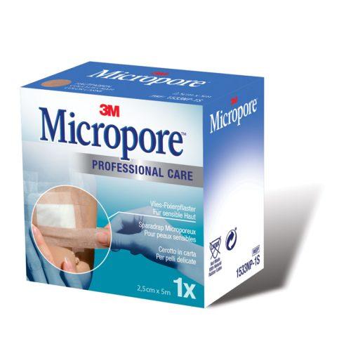 3M Micropore Vlies Heftpfl O Disp 25Mmx5M Hf Ref