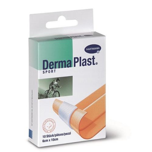 Dermaplast protect Schnellverb Hautf 6Cmx10Cm 10 Stk