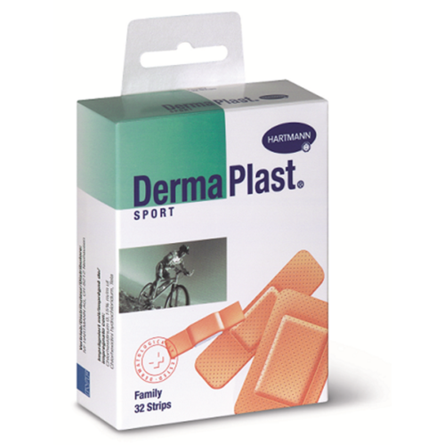 Dermaplast Protect Family Strips Ass 32 Stk