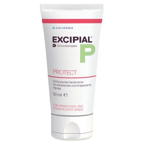 Excipial Protect Creme Ohne Parfum Tb 50 G