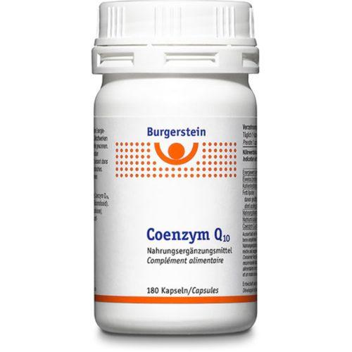 Burgerstein Coenzym Q10 Kaps 180 Stk