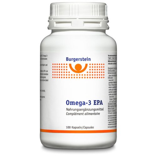 Burgerstein Omega 3-Epa Kaps 100 Stk