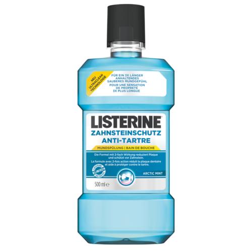 Listerine Mundspuelung Zahnsteinschutz 500 Ml