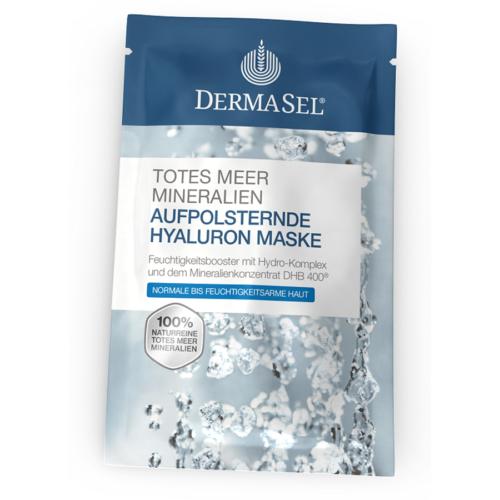 Dermasel Med Maske Hyaluron 12 Ml
