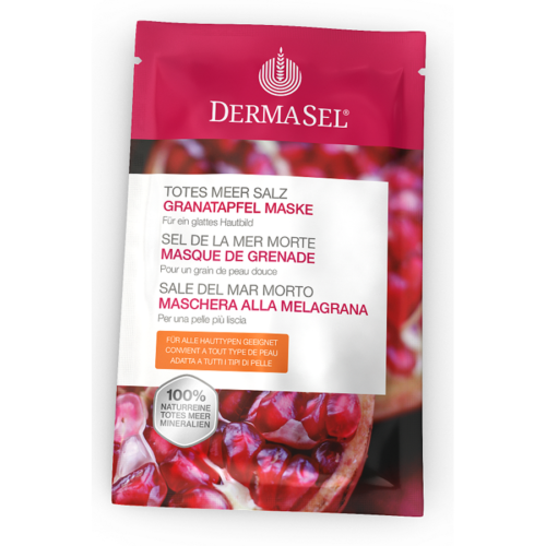Dermasel Maske Granatapfel 12ml
