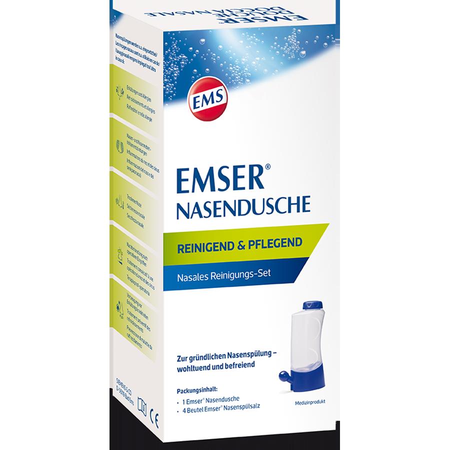 Emser Nasendusche Nasanita Inkl 4 Nasenspuelsalz