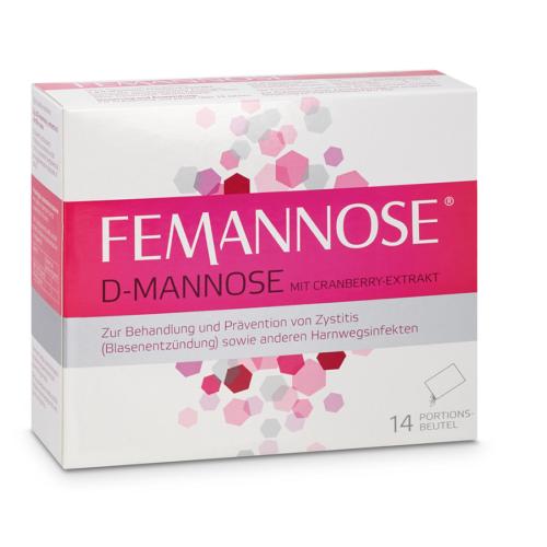 Femannose Plv 14 Btl 4 G