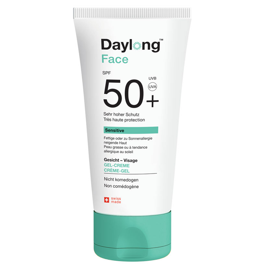 Daylong Sensitive Face Gel 50ml