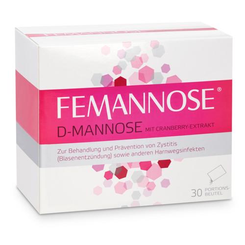Femannose N Plv 30 Btl 4g