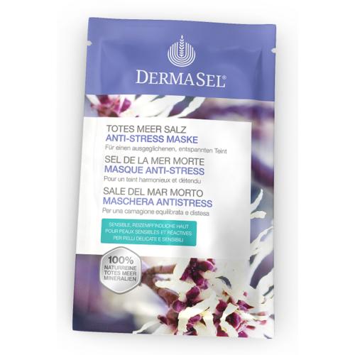 Dermasel Maske Anti Stress D F I 12 Ml