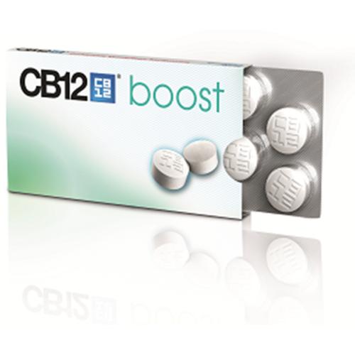 Cb12 Boost White Kaugummi Eucalyptus 10 Stk