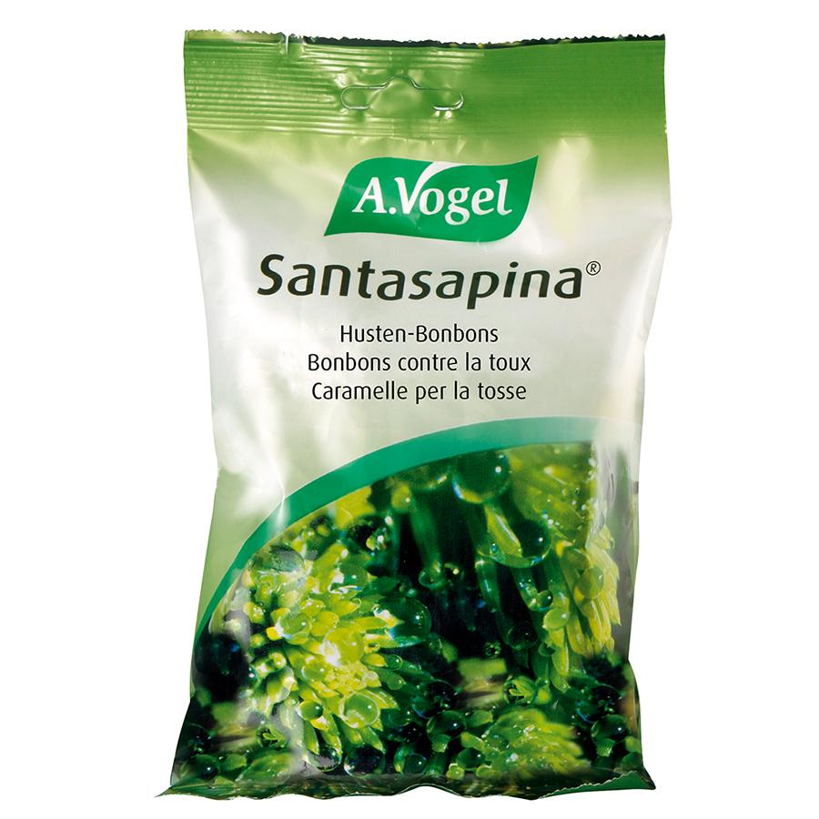 Vogel Santasapina Hustenbonbons 5.2 G 2 Btl 100 G