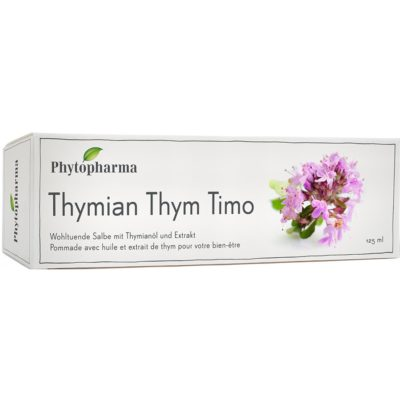 Phytopharma Thymian Salbe 125 Ml