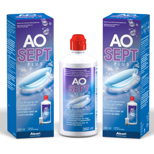 Aosept Plus Liq 360 Ml