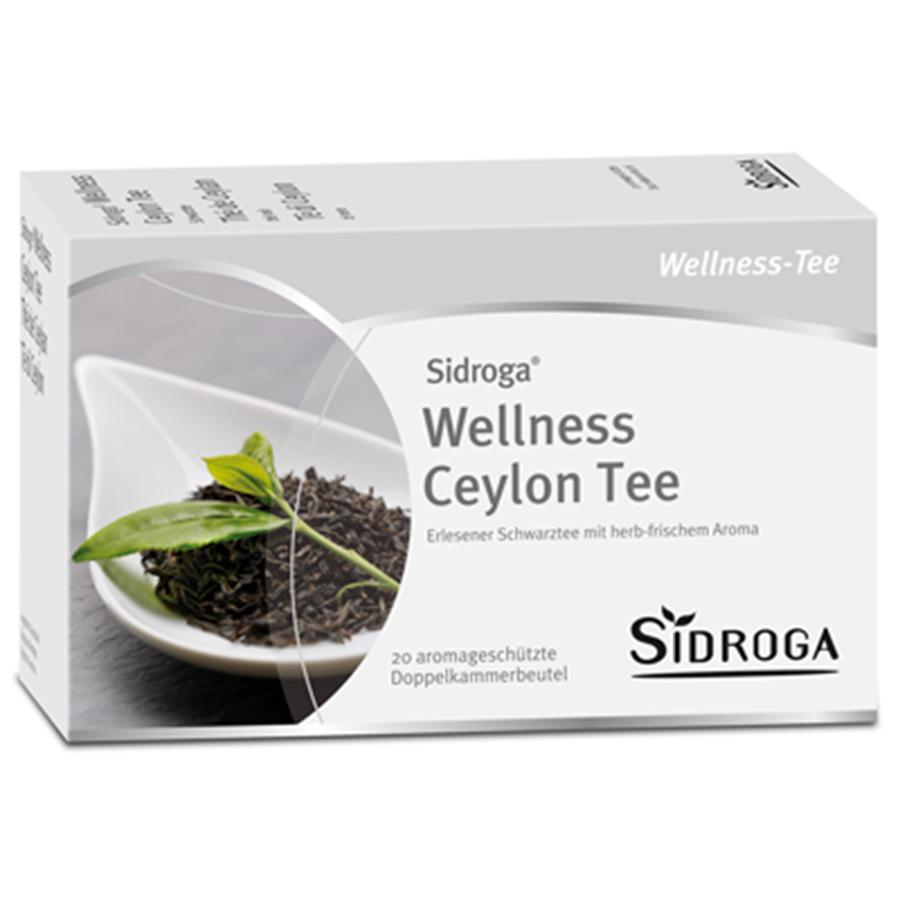 Sidroga Wellness Ceylon Btl 20 Stk