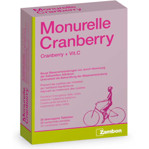Monurelle Cranberry Tabl 30 Stk