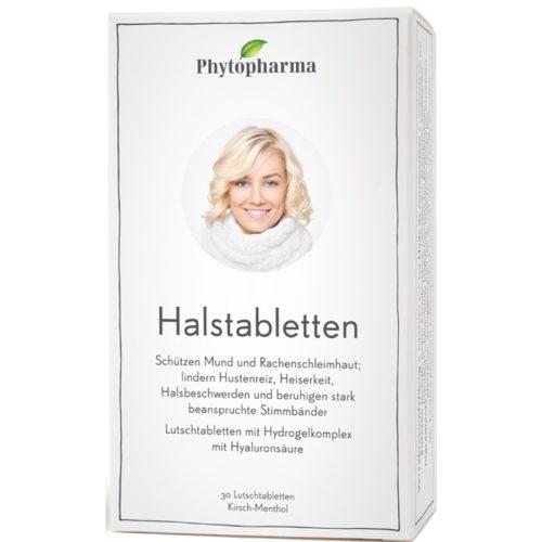 Phytopharma Halstabletten 30 Stk