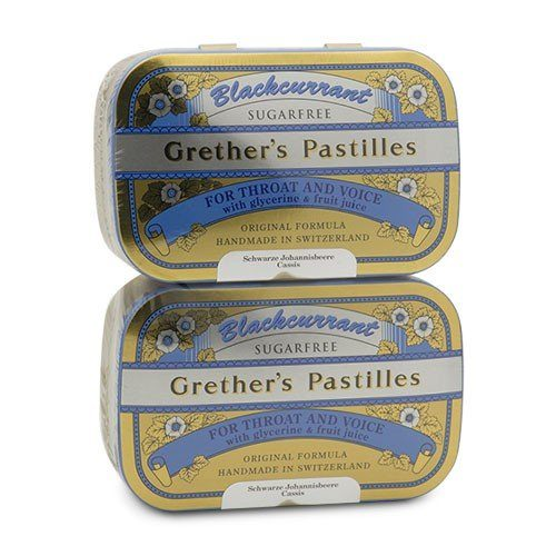 Grethers Blackcurrant Past o Z 2 DS 110 g