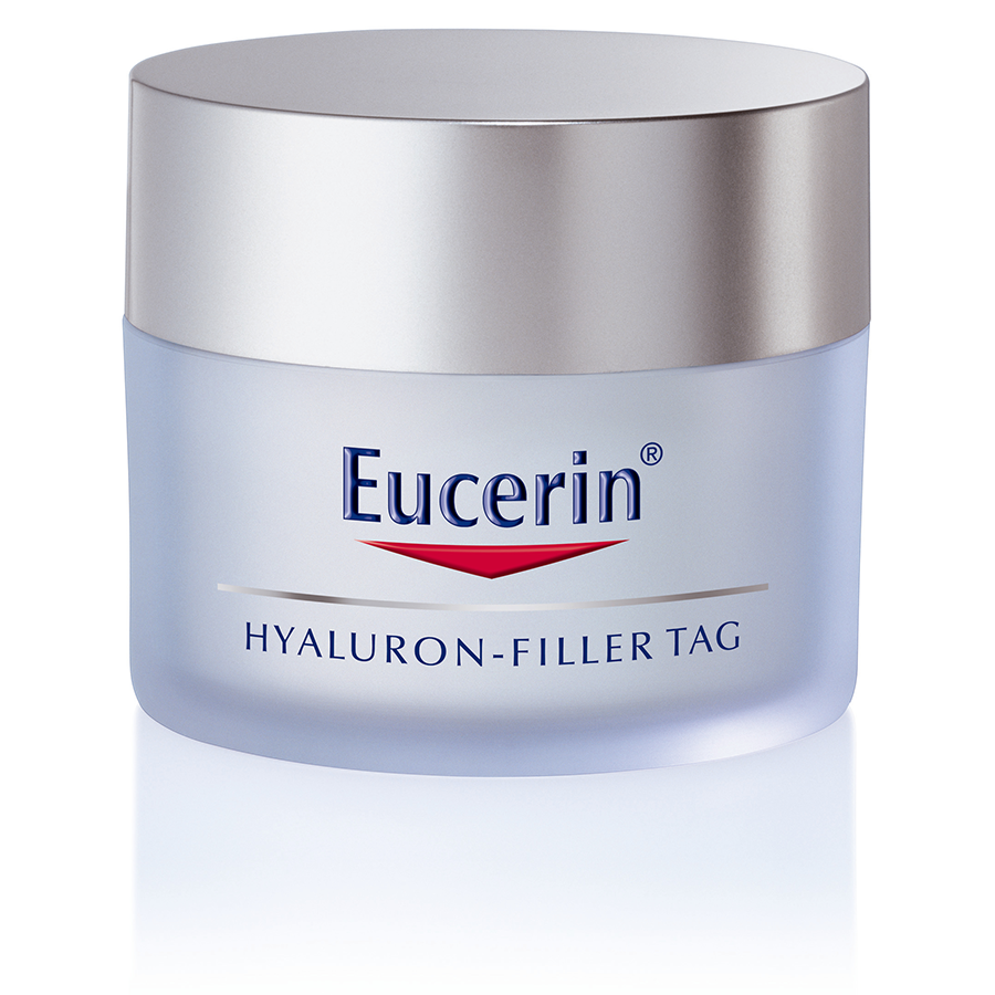 Eucerin Hyaluron Filler Tagespfege Topf 50 ml