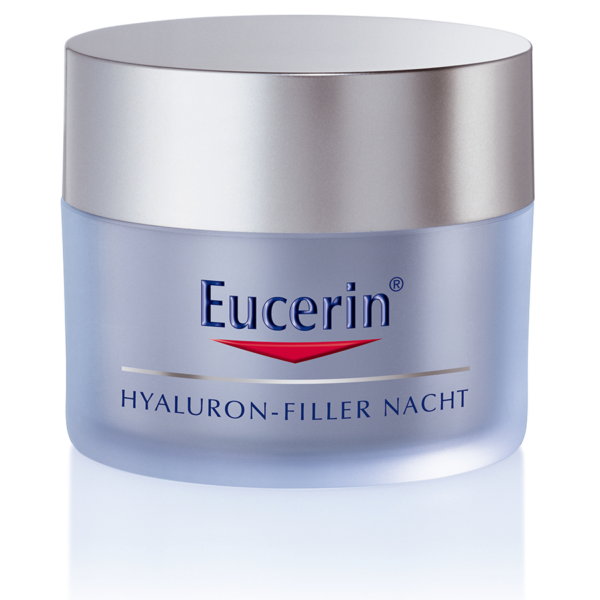EUCERIN HYALURON FILLER NACHT TROCK HAU TOPF 50 ML