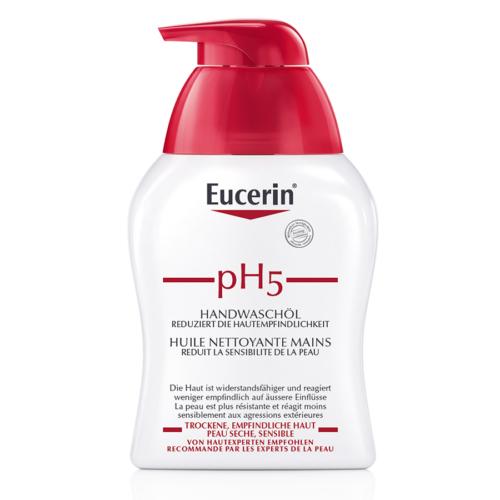 Eucerin Ph5 Handwasch Oel Mit Pumpe 250 Ml