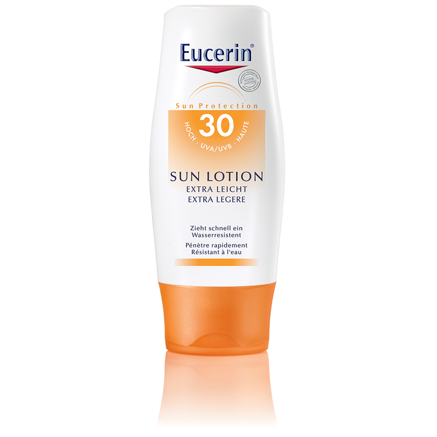 Eucerin Sun Lotion LSF30 Tb 150ml