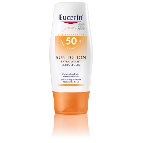 Eucerin Sun Lotion LSF50 Tb 150ml