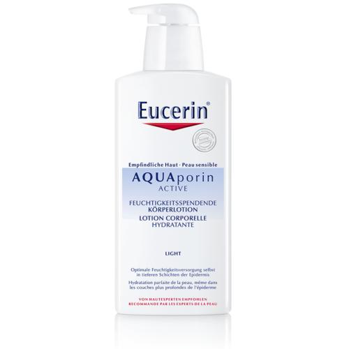 Eucerin Aquaporin Active Body Lotion Riche 400 Ml