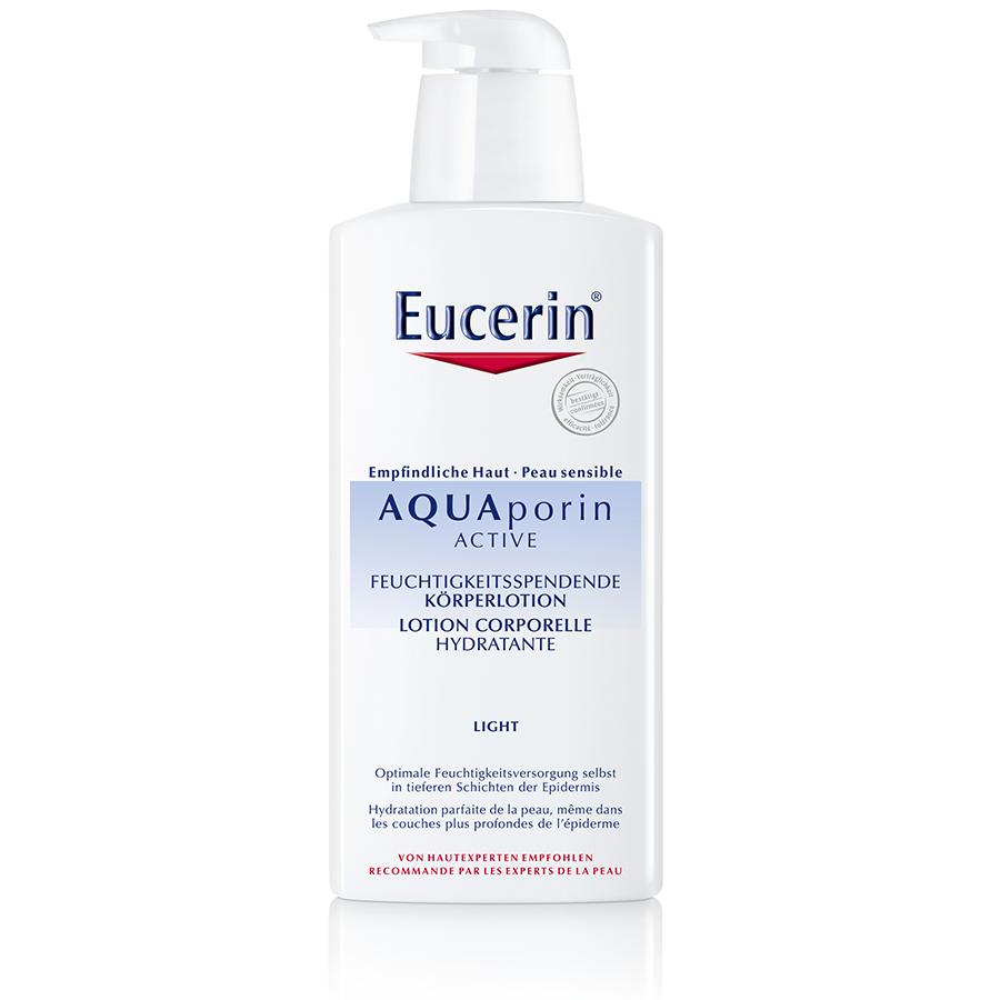 eucerin aquaporin body lotion