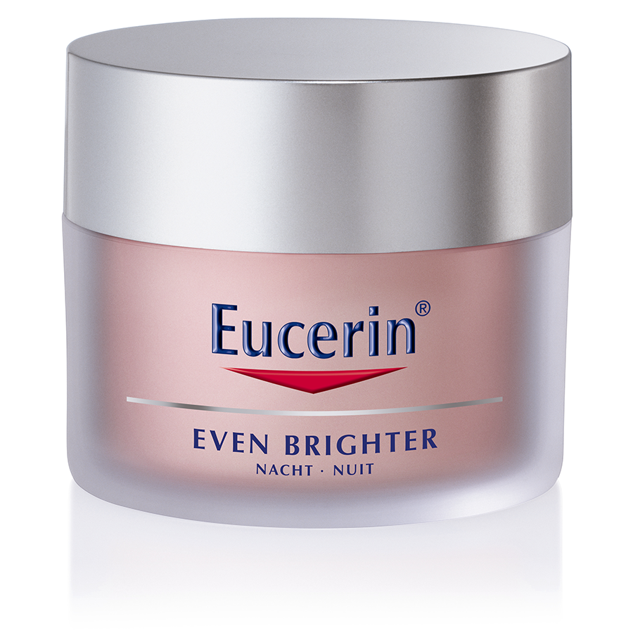 eucerin even brighter nachtpflege 50 ml dr kunz. Black Bedroom Furniture Sets. Home Design Ideas