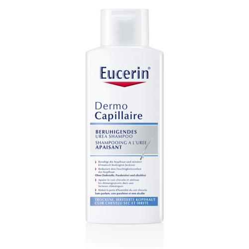 Eucerin Dermocapillaire Beruhig Urea Shamp 250 Ml