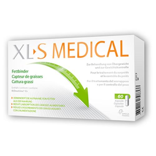 Xl-S Medical Kaps Blist 60 Stk