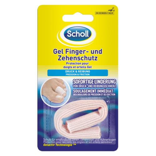 Scholl Gel Finger Zehenschutz Zuschneidbar