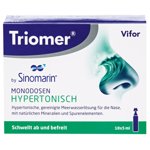 Triomer Loes Sinomarin Hyperton 18 Monodos 5 Ml