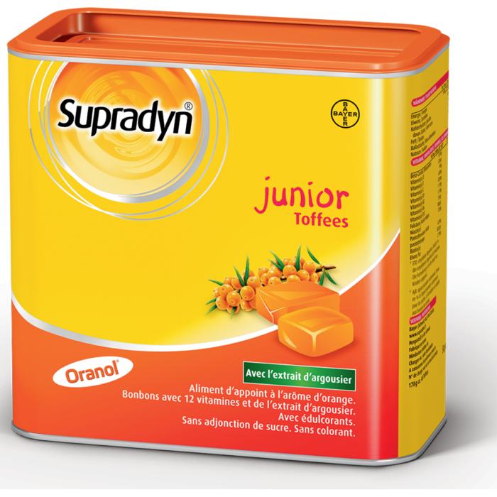 Supradyn Junior Toffees 48 Stk