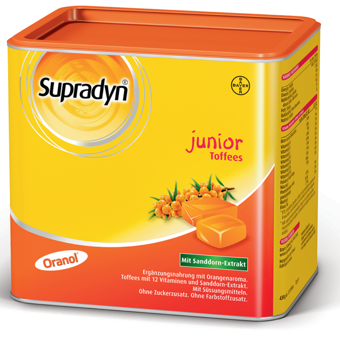 Supradyn Junior Toffees 120 Stk