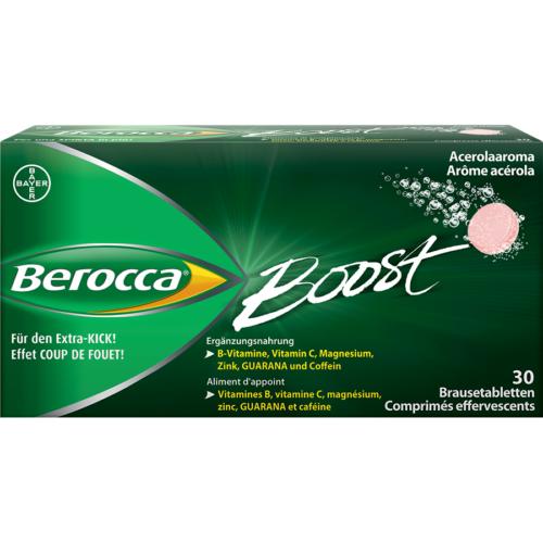 Berocca Boost Brausetabl 30 Stk