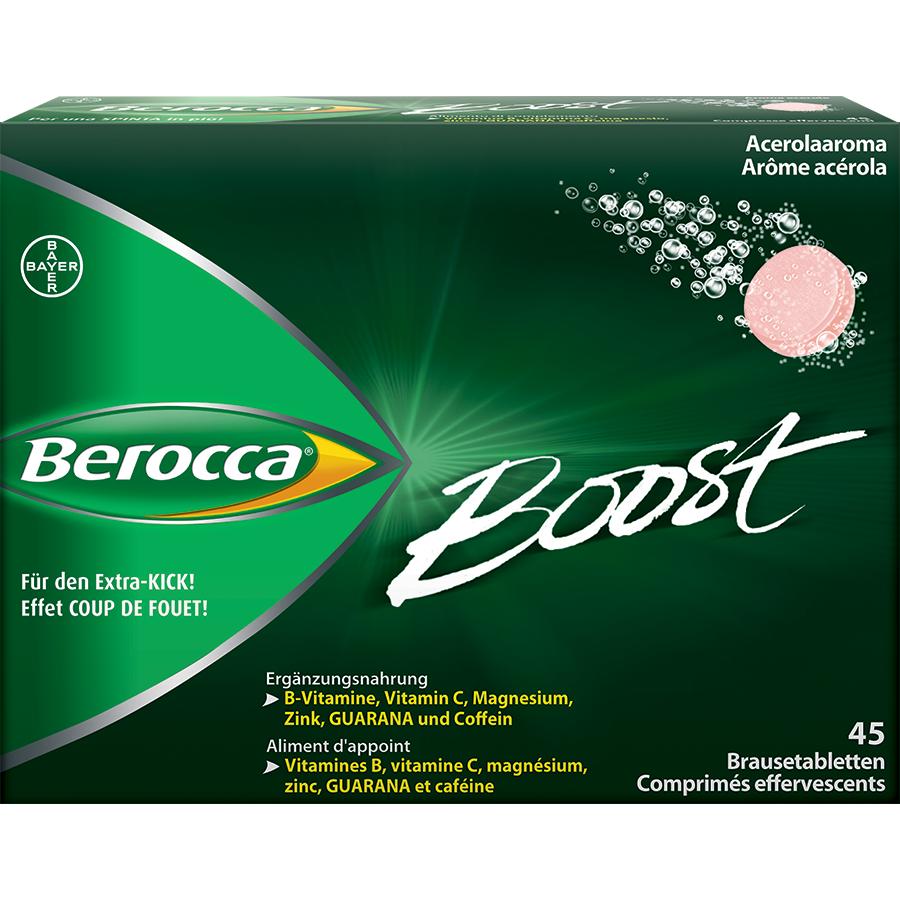 Berocca Boost Brausetabl 45 Stk