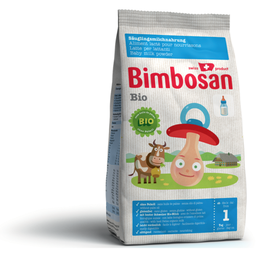 Bimbosan Bio Anfangsmilch Ref Btl 400 G