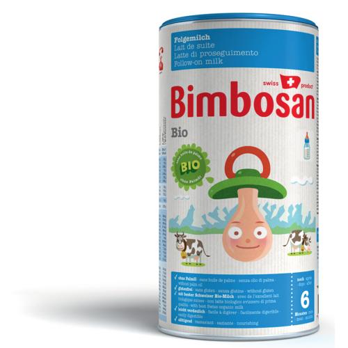 Bimbosan Bio Folgemilch Ds 400 G