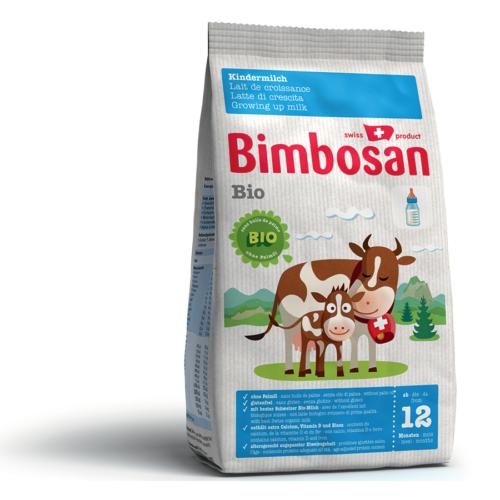 Bimbosan Bio Kindermilch Refill Btl 400 G
